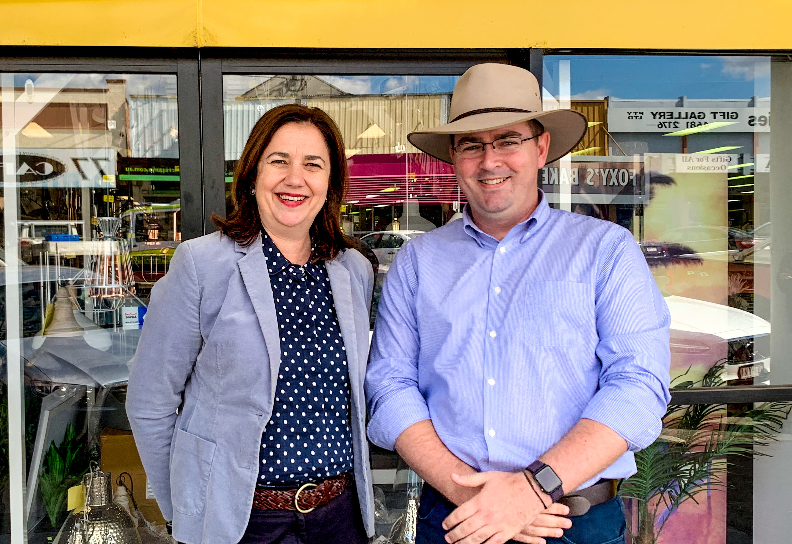 Premier visits the Southern Downs